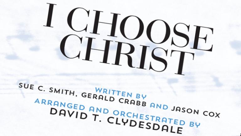 I choose Christ